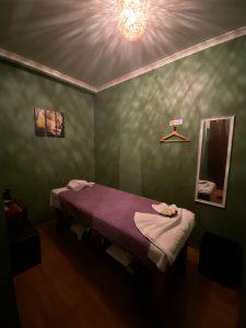 Single Massage Room
